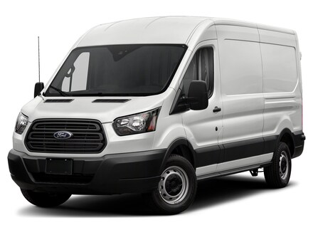 2019 Ford Transit Van w/Sliding Pass-Side Cargo Door T-150 148 Med Rf 8600 GVWR Sliding RH Dr