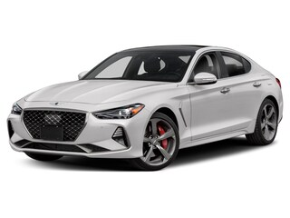 2019 Genesis G70 2.0T Advanced Mid-Size Car
