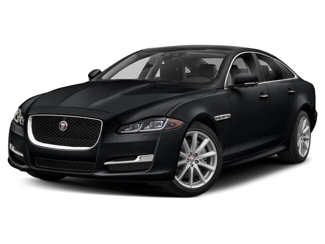 New 2019 Jaguar XJ Supercharged Sedan For Sale/Lease El Paso, Texas