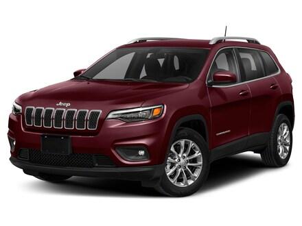 2019 Jeep Cherokee Latitude Plus Latitude Plus FWD