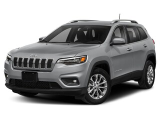 Used 2019 Jeep Cherokee Latitude Plus FWD SUV for Sale in Laplace, LA