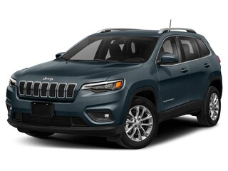 2019 Jeep Cherokee Latitude Plus 4x4 SUV in Portsmouth, NH