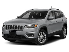 Used 2019 Jeep Cherokee Latitude Plus 4x4 SUV for sale in the Bronx near Brooklyn, NY