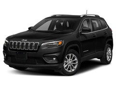 used 2019 Jeep Cherokee Latitude Plus 4x4 SUV for sale in Attica