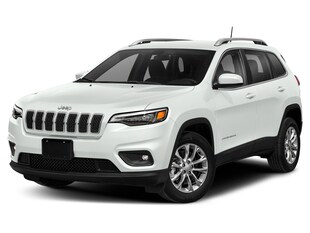 2019 Jeep Cherokee Lmtd SUV