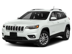 2019 Jeep Cherokee Overland SUV