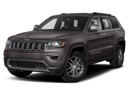 Used 2019 Jeep Grand Cherokee Limited SUV in Blythe, CA