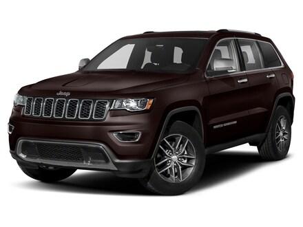 2019 Jeep Grand Cherokee Limited Wagon