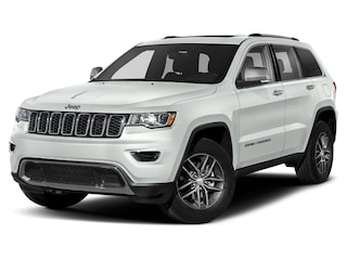 Used 2019 Jeep Grand Cherokee Limited SUV for sale in Aurora, CO