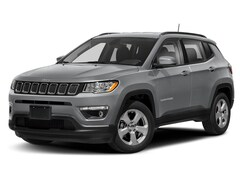 Used 2019 Jeep Compass Limited SUV for sale in Starkville, MS