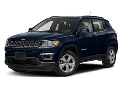 Used 2019 Jeep Compass Latitude 4x4 SUV For Sale in Fulton, NY