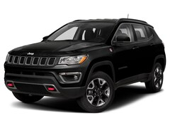 Used 2019 Jeep Compass Trailhawk 4x4 Trailhawk  SUV 3C4NJDDB4KT799308 for sale in Hayward, WI at Hayward Chrysler Dodge Jeep Ram