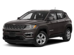 Used 2019 Jeep Compass Limited 4x4 SUV for sale in Mt Pleasant, MI
