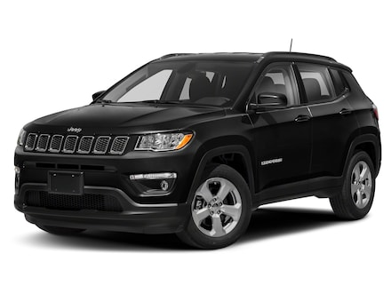 2019 Jeep Compass Limited Limited 4x4