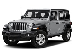 Used 2019 Jeep Wrangler Unlimited Sport 4x4 SUV for sale in Fowlerville, MI