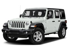 New 2019 Jeep Wrangler Unlimited Sport S Sport S 4x4 For Sale in Colby, WI