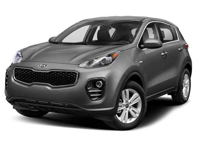 Used vehicle 2019 Kia Sportage LX SUV for sale near you in Stafford, VA