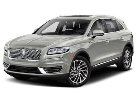 Featured new 2019 Lincoln Nautilus Reserve SUV for sale in Broomfield, CO