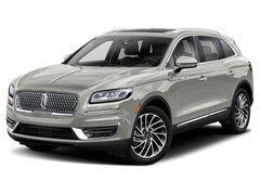 Used 2019 Lincoln Nautilus Reserve SUV