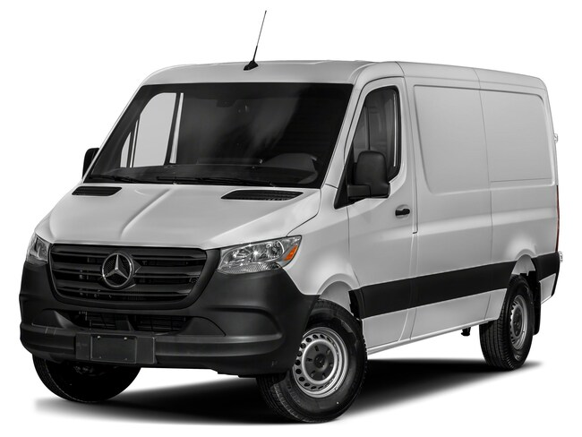 2019 Mercedes-Benz Sprinter 2500 Cargo 144 WB Cargo Van Boston
