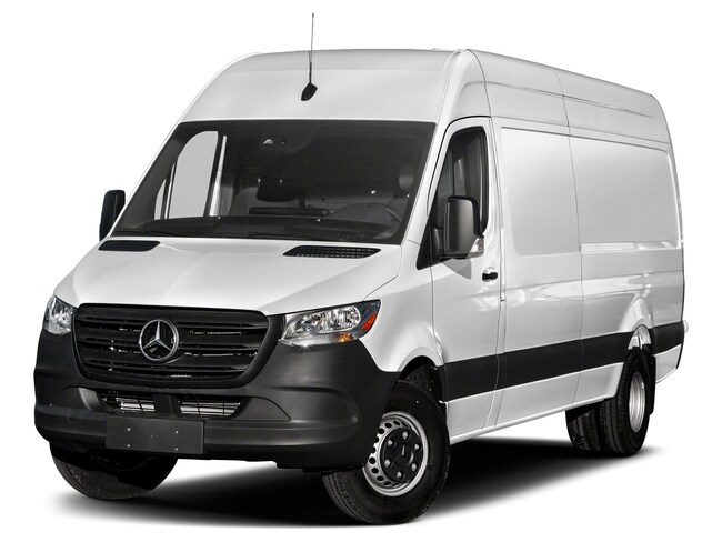 2019 Mercedes-Benz Sprinter 3500 Cargo 144 WB Cargo Van Boston