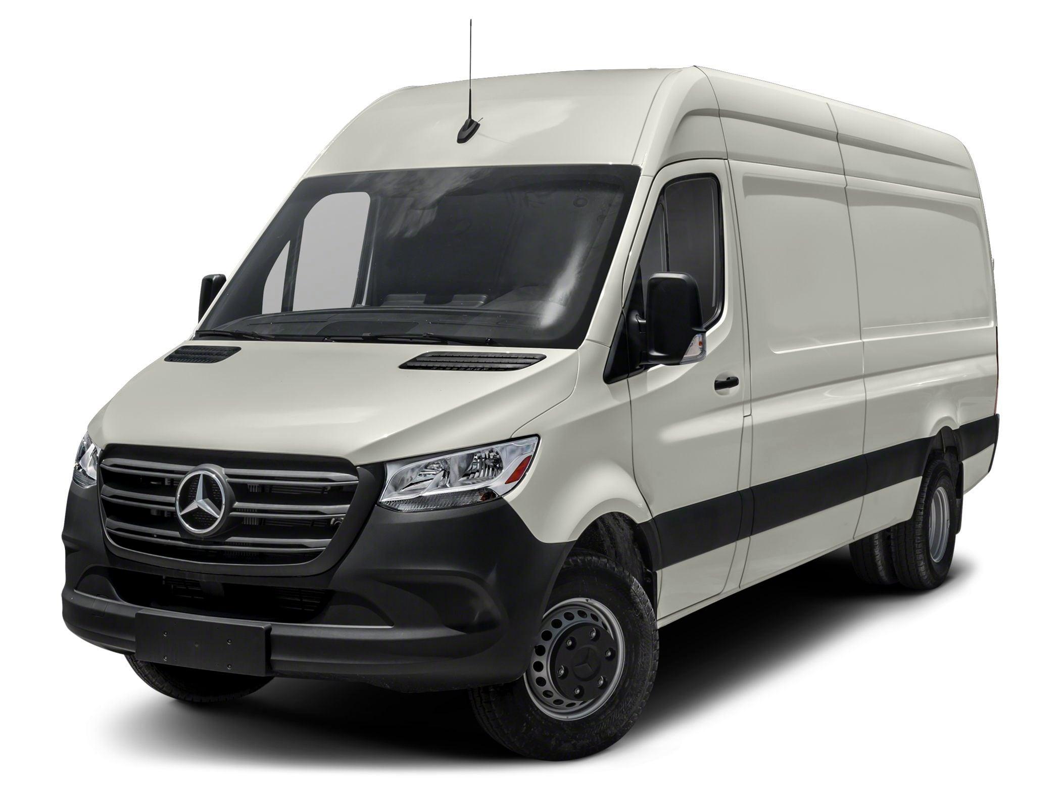 2019 Mercedes-Benz Sprinter 4500 Van Cargo Van