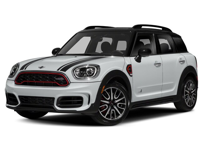 Used 2019 MINI Countryman John Cooper Works Iconic SUV For Sale in Portland, OR