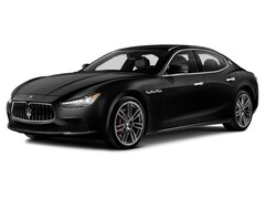 New 2019 Maserati Ghibli S Sedan Near Miami