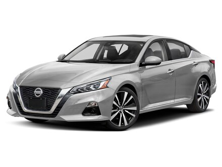 2019 Nissan Altima 2.5 SV Sedan for Sale in Southern Maine