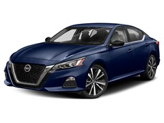 Loaner 2019 Nissan Altima 2.5 SR Sedan for sale in Gurnee