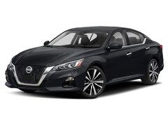 Certified Pre-Owned 2019 Nissan Altima 2.5 SL Sedan Hickory, North Carolina