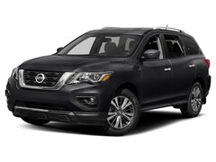 new 2019 Nissan Pathfinder SV SUV 5N1DR2MM0KC584218 for sale in st. albans, vt
