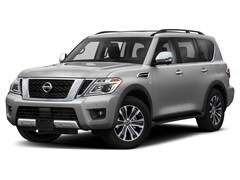 Certified Pre-Owned 2019 Nissan Armada SL SUV for sale in Chattanooga, TN