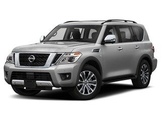 Certified Pre-Owned 2019 Nissan Armada SL SUV for sale near you in Mesa, AZ