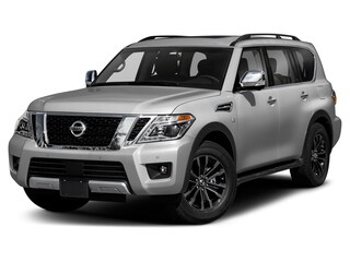Used 2019 Nissan Armada Platinum 4x4 Platinum for sale in Denver, CO