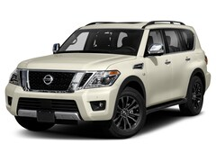 New 2019 Nissan Armada Platinum SUV in Totowa