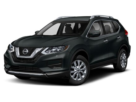 2019 Nissan Rogue SV Front-wheel Drive