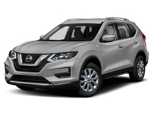 2019 Nissan Rogue S AWD S