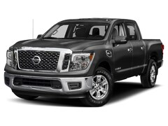 New 2019 Nissan Titan SV Truck Crew Cab Winston Salem, North Carolina
