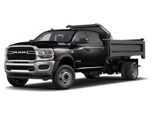 2019 Ram 5500 Chassis Tradesman Truck Crew Cab