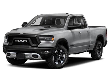 2019 Ram All-New 1500 Rebel Truck Quad Cab 4WD