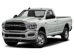 New 2019 Ram 2500 TRADESMAN REGULAR CAB 4X4 8' BOX Regular Cab for sale in Cheshire, MA