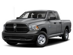 2019 Ram 1500 TRADESMAN QUAD CAB 4X4 Courtesy Transport Vehicle Truck