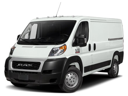 2019 Ram Promaster Cargo Van Low Roof 1500 Low Roof 136 WB