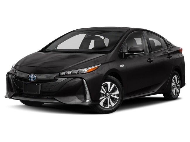 New 2019 Toyota Prius Prime Advanced Hatchback in Dublin, CA