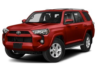 Used 2019 Toyota 4Runner SR5 Premium SUV for sale in Franklin, PA