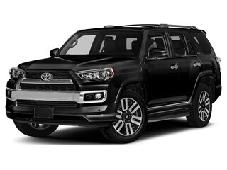 New 2019 Toyota 4Runner Limited SUV T3142 in Cadillac, MI