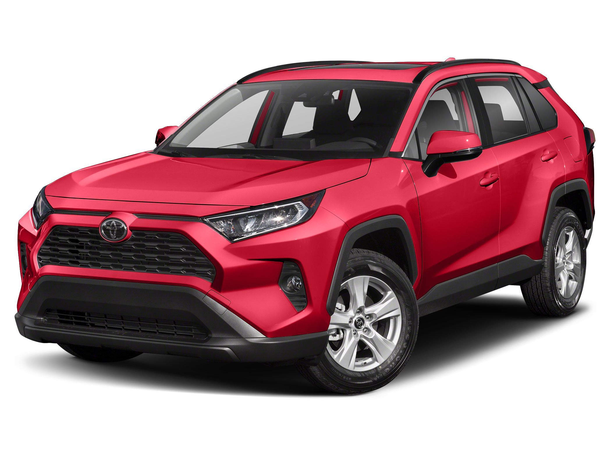 Certified 2019 Toyota RAV4 XLE with VIN 2T3P1RFV8KW070167 for sale in Maplewood, Minnesota
