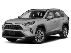 2019 Toyota RAV4 Limited SUV For Sale in Fairfax, VA