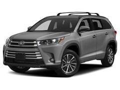 Used 2019 Toyota Highlander XLE V6 SUV in Oneonta